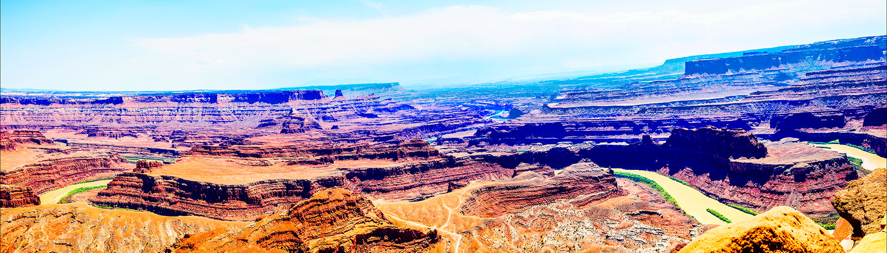 Dead Horse Point 70 x 20