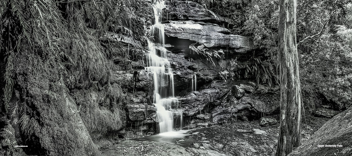 Upper Somersby Falls 54 x 24